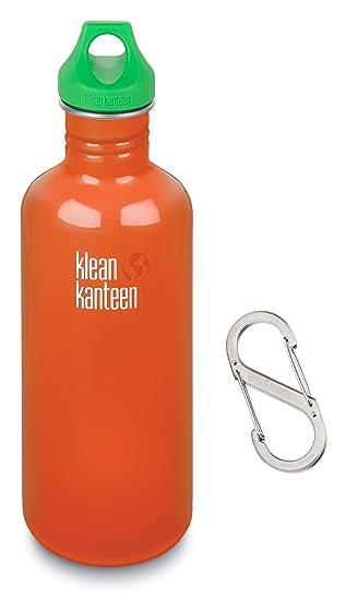 Klean Kanteen 40 oz botella de agua de acero inoxidable con ...