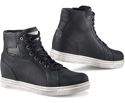 30986ec0d27e1 TCX Ace Waterproof Women's Street Motorcycle Shoes - Black/EU 36 / US 4.5