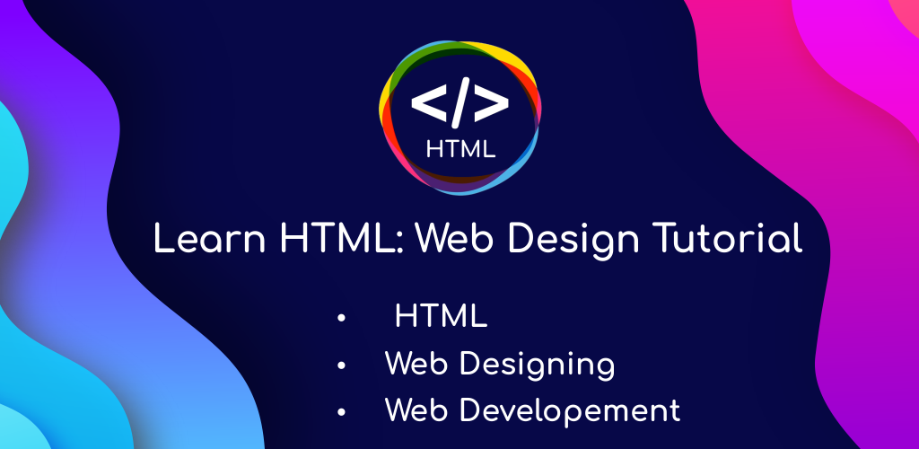 Amazon Com Learn Html Web Design Tutorial Appstore For Android