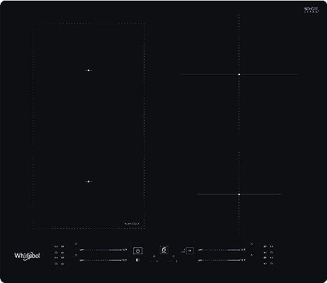 Opinión sobre Whirlpool WL S7960 NE - Placa de inducción (60 cm de ancho, 4 zonas de cocción), color negro