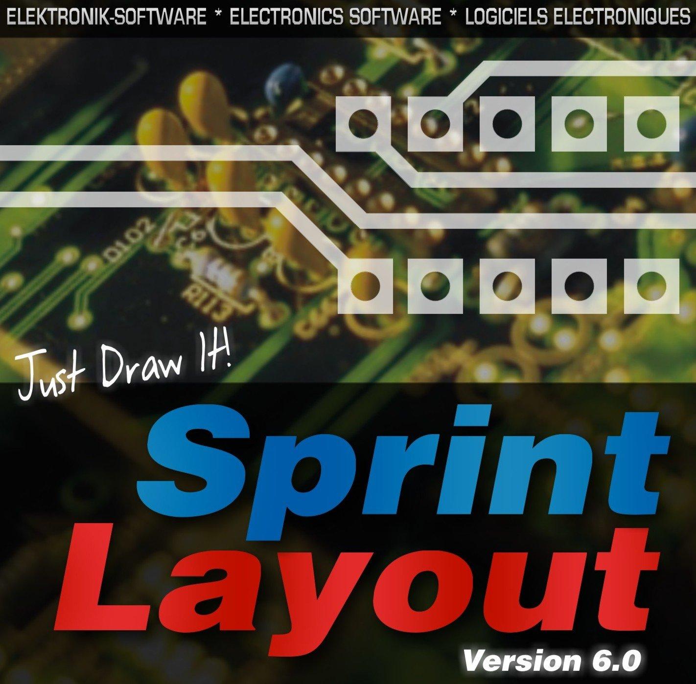 Sprint-Layout 6.0 - Entwicklen Sie ihre eigenen Leiterplatten am PC ...