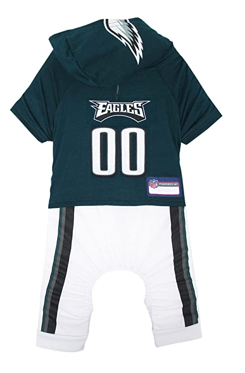 buy popular d880a d0f4f NFL Dog Onesie. New Cute Pajama Outfit for Dogs & Cats. Licensed Pet  Costume. 32 Football Teams, 5