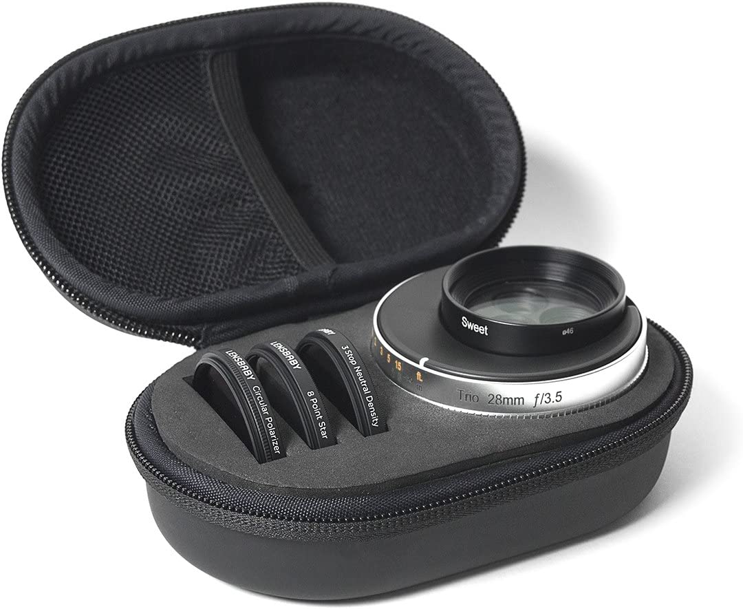 Lensbaby Trio 28 with Filter Kit for Canon M
