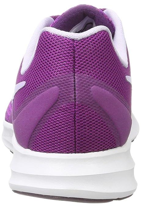 Nike Downshifter 7 GS, Scarpe da Ginnastica Bambina, Viola (Night Purple/Violet Mist/Bold Berry), 35.5 EU
