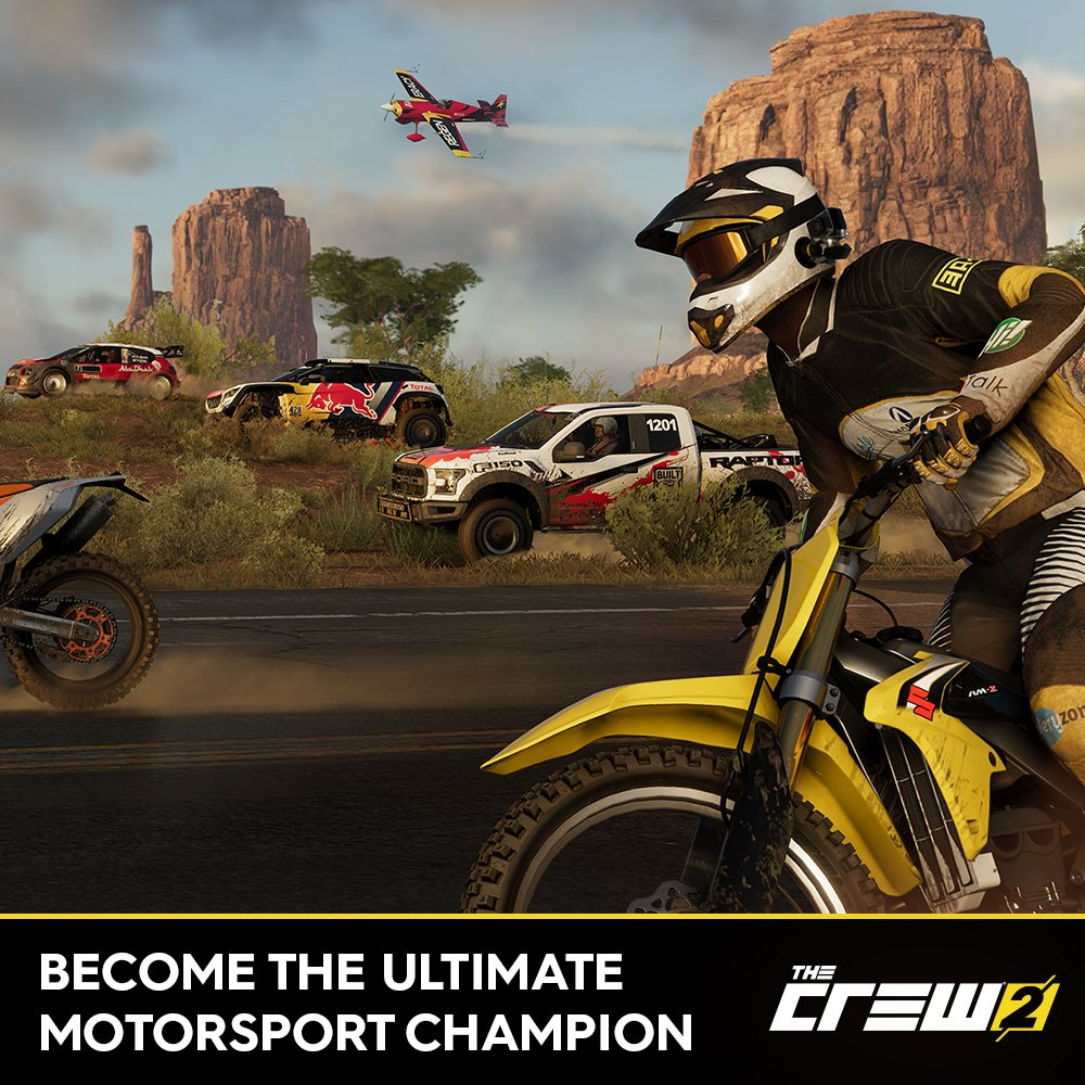 The Crew 2 GOLD Edition - Xbox One [Digital Code] by Ubisoft (Image #8)