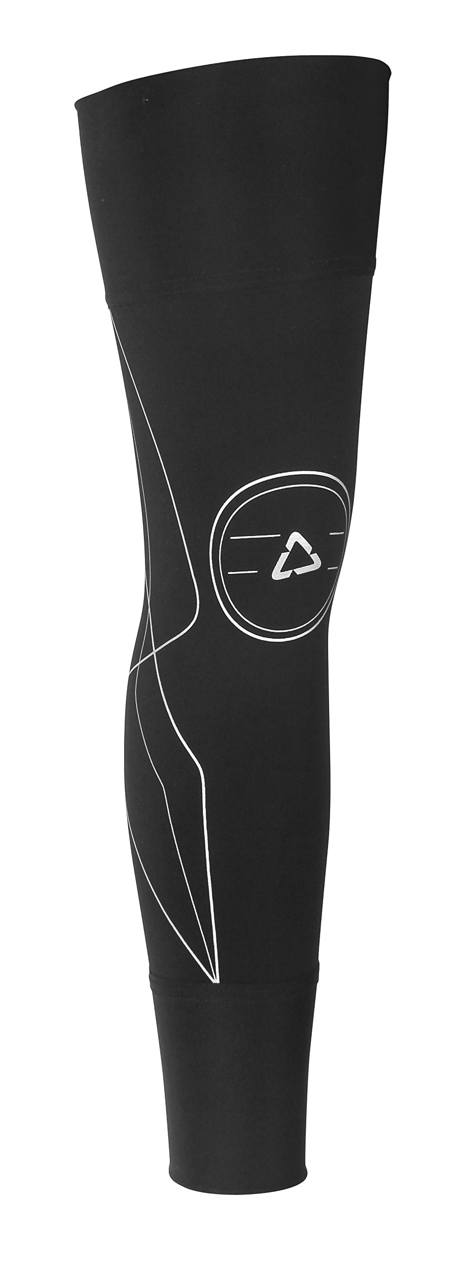 Leatt Knee Brace Sleeve (Black, Large/X-Large) - Pair