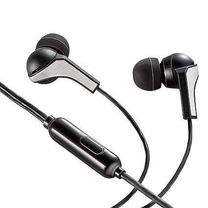 4c878d5c7c1 Syska HE1100 Beat Pro Earphone - Black: Amazon.in: Electronics