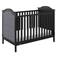 Deals on Graco Linden Upholstered 3 in 1 Convertible Crib