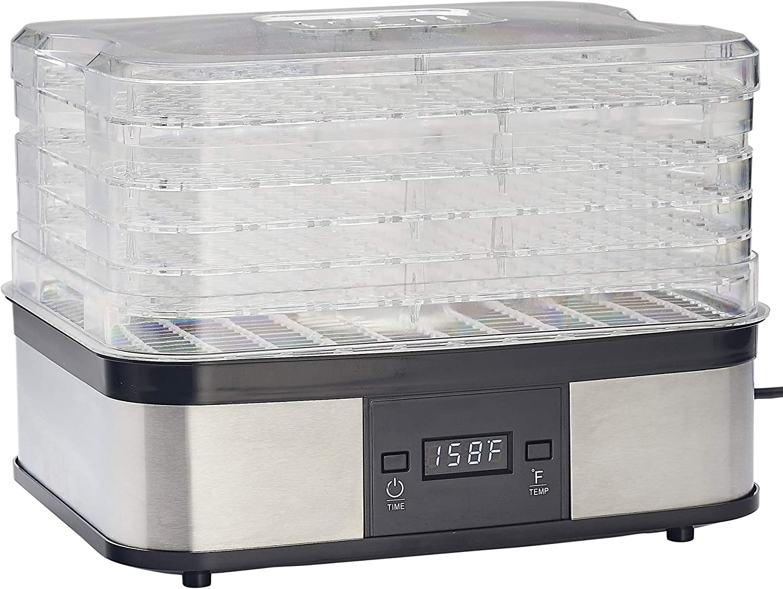 LEM 1378 Digital Dehydrator (5-Tray)