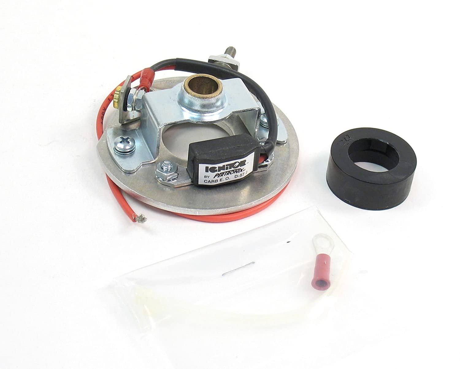 Pertronix Ignitor Module Coil Ford 2n 8n 9n For Front Wiring Harness Tractor Mount Distributor 12v Neg Grnd Automotive
