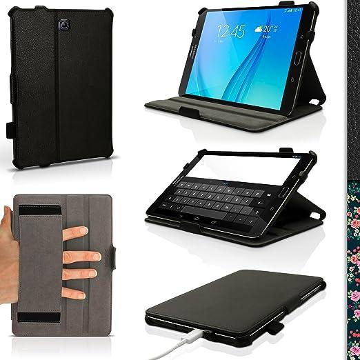 "4 opinioni per iGadgitz U4145 8"" Custodia a libro Nero custodia per tablet"
