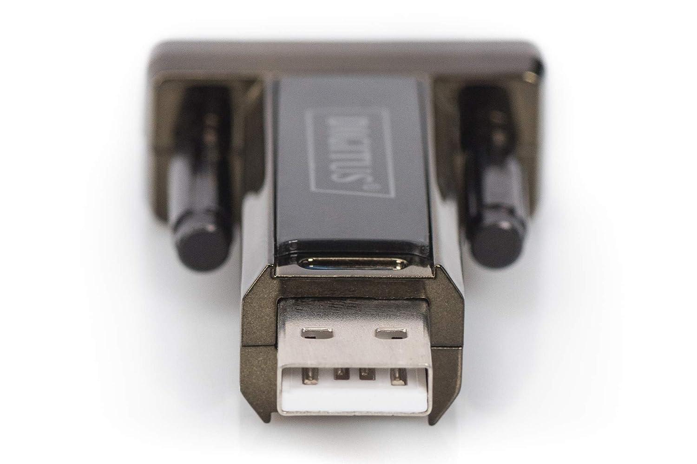 DIGITUS Adaptador de Serie USB 2.0.