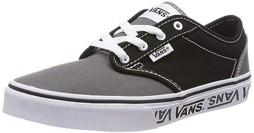 Vans Atwood Canvas Classic, Zapatillas para Niños: Amazon.es: Zapatos y complementos