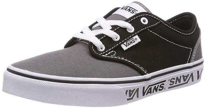 Vans Atwood Sneakers Jungen / Kinder Schwarz Grau