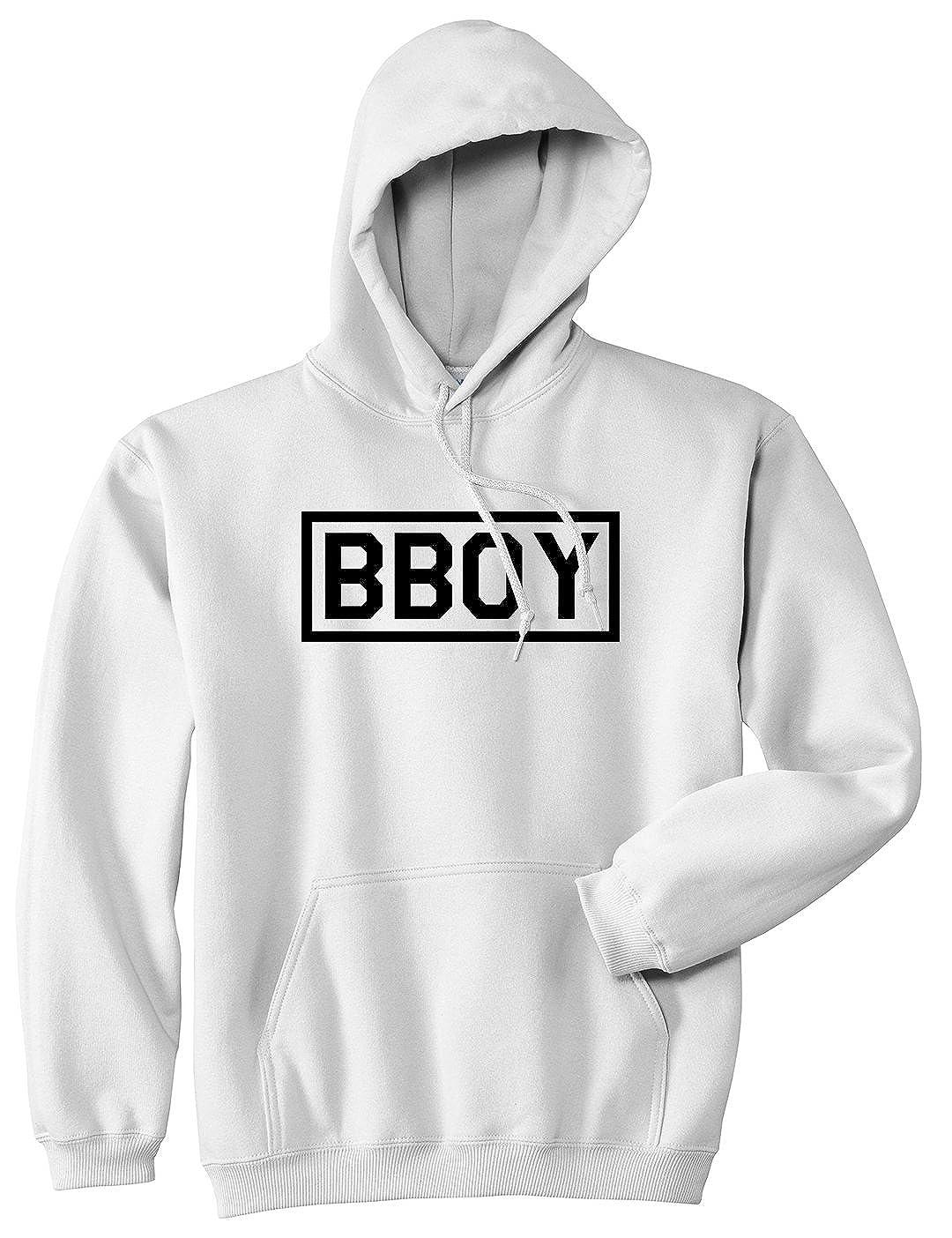 Kings Of NY Bboy Breakdancing Pullover Hoodie Hoody