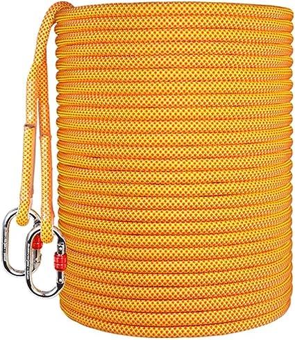 Equipo de escalada Cuerda de doble cuerda, cuerda de trabajo ...