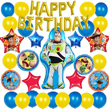 Pack of 3 Disney Pixar Toy Story 3 Time To Play Banner Hanging Party Decorations