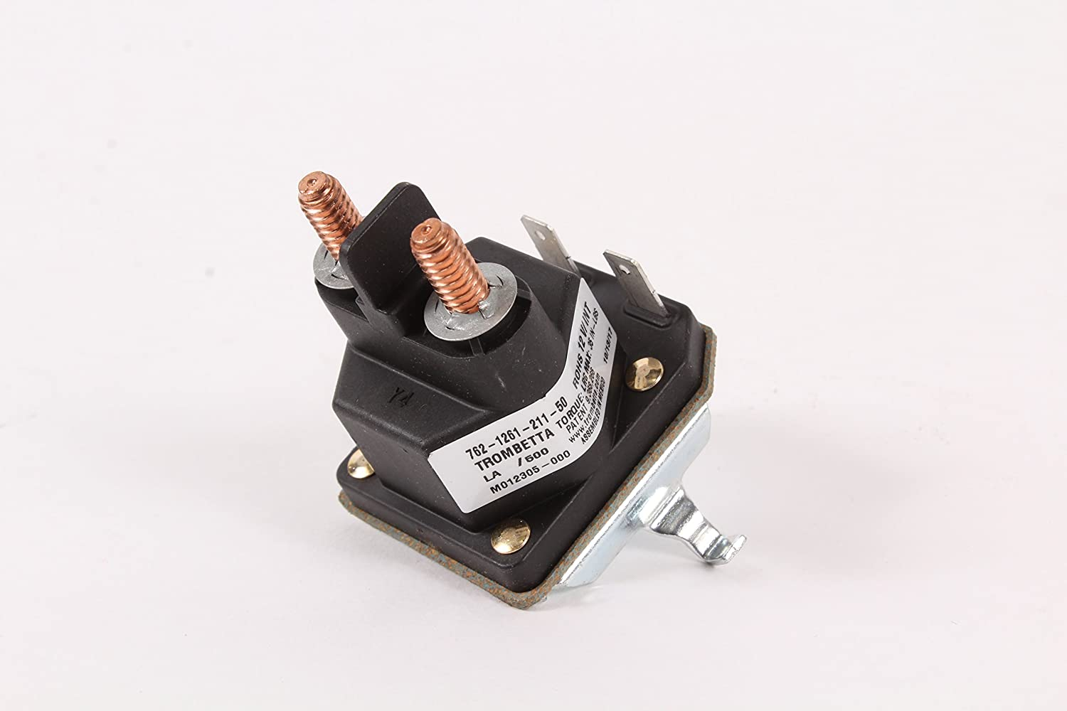 Genuine MTD Part SOLENOID-12V 100A 725-06153
