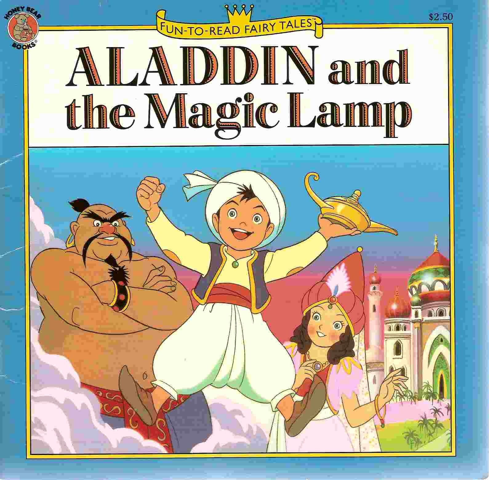 Aladdin and the Magic Lamp: Shogo Hirata: Amazon.com: Books for Aladdin And The Magic Lamp Book  59jwn