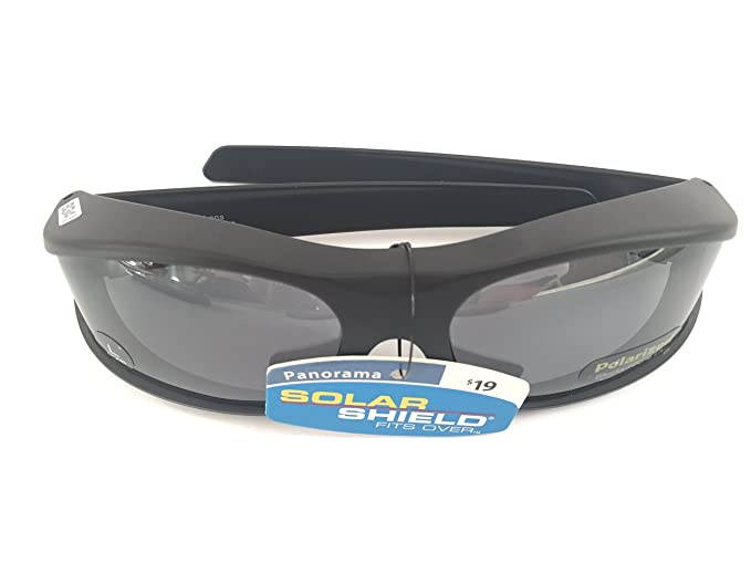 Sunglasses Large Panorama Fits Polarized Over Solar Shield 0w8XPknO