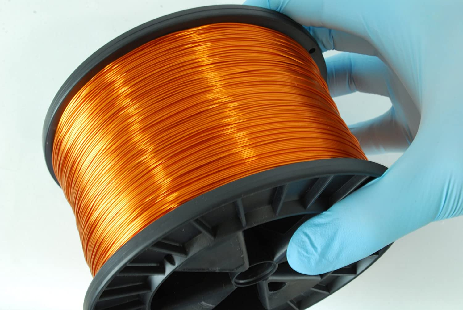 10 lb 1256 ft 200/°C Magnetic Coil Winding TEMCo 16 AWG Copper Magnet Wire