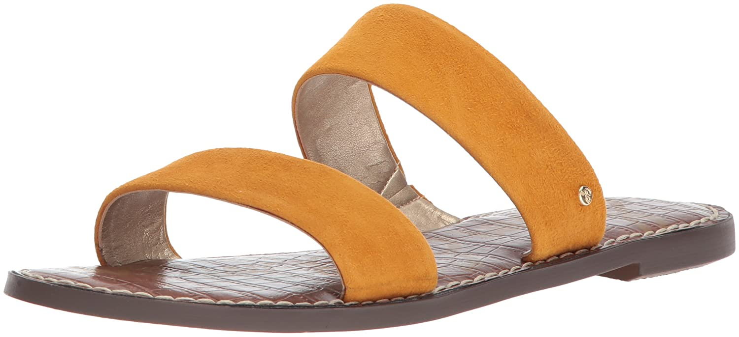 Sam Edelman Women's Gala Slide Sandal B076MJ8HCV 9.5 B(M) US|Yellow