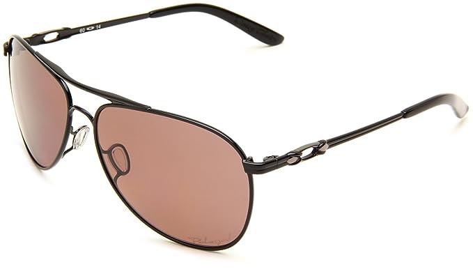 9380dc754e Oakley Womens Daisy Chain OO4062-03 Polarized Oval Sunglasses ...