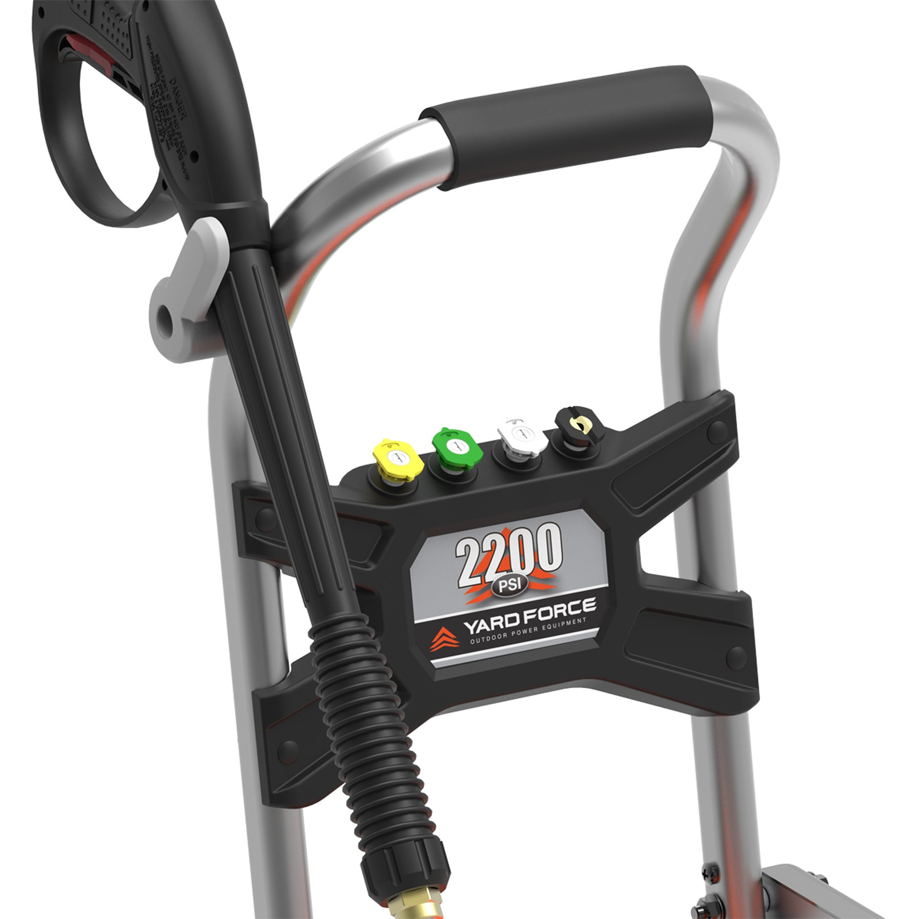 Yard Force YF2200BL Electric Brushless Pressure Washer 2200 PSI by YardForce (Image #5)
