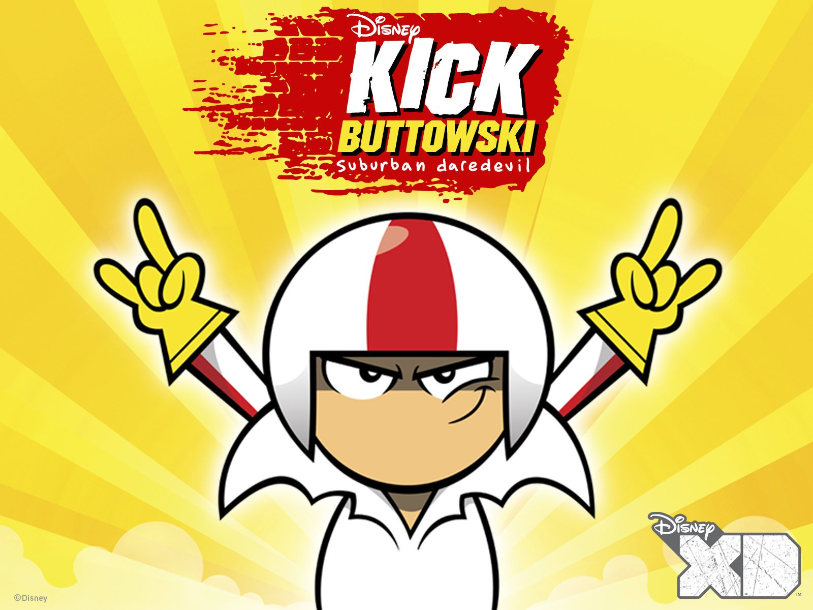 Amazon.com: Kick Buttowski: Suburban Daredevil Volume 1: Amazon Digital Services LLC