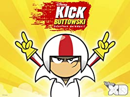 Kick Buttowski: Suburban Daredevil Volume 1