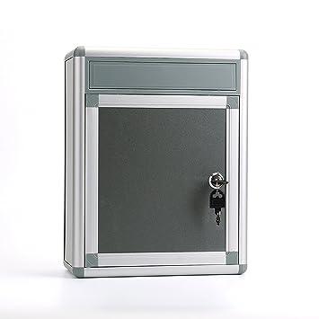 Amazon.com : Fasmov Drop Box, Inter-Office Mailbox, 4.5 x 9.5x ...