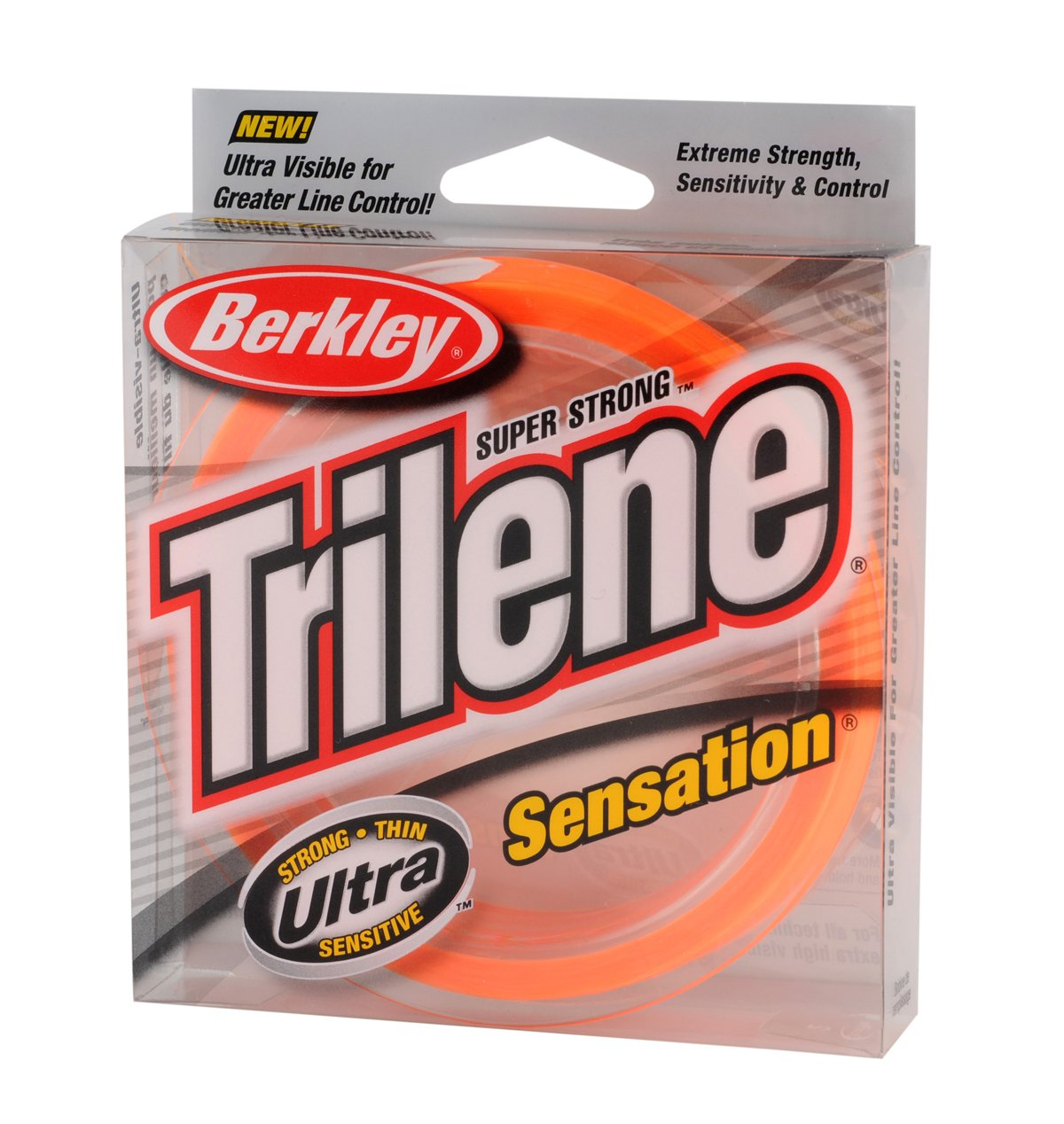 Amazon.com : Berkley Trilene Sensation Monofilament Fishing Line ...