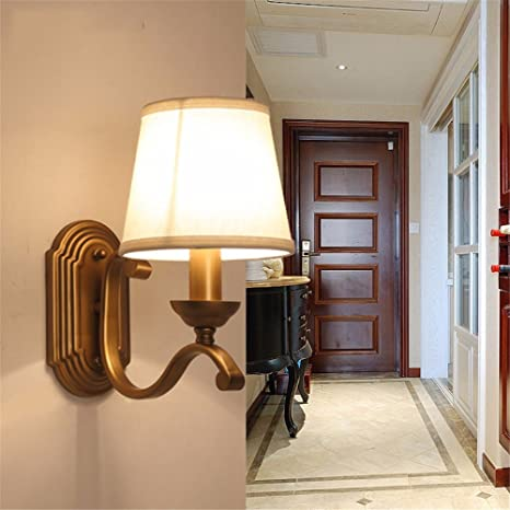 Avanthika E27 Wall Sconces Mounted Wall Lamps The Copper Wall Lamp