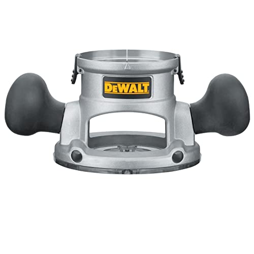 DEWALT DW6184 Fixed Base for DW616 618 Router