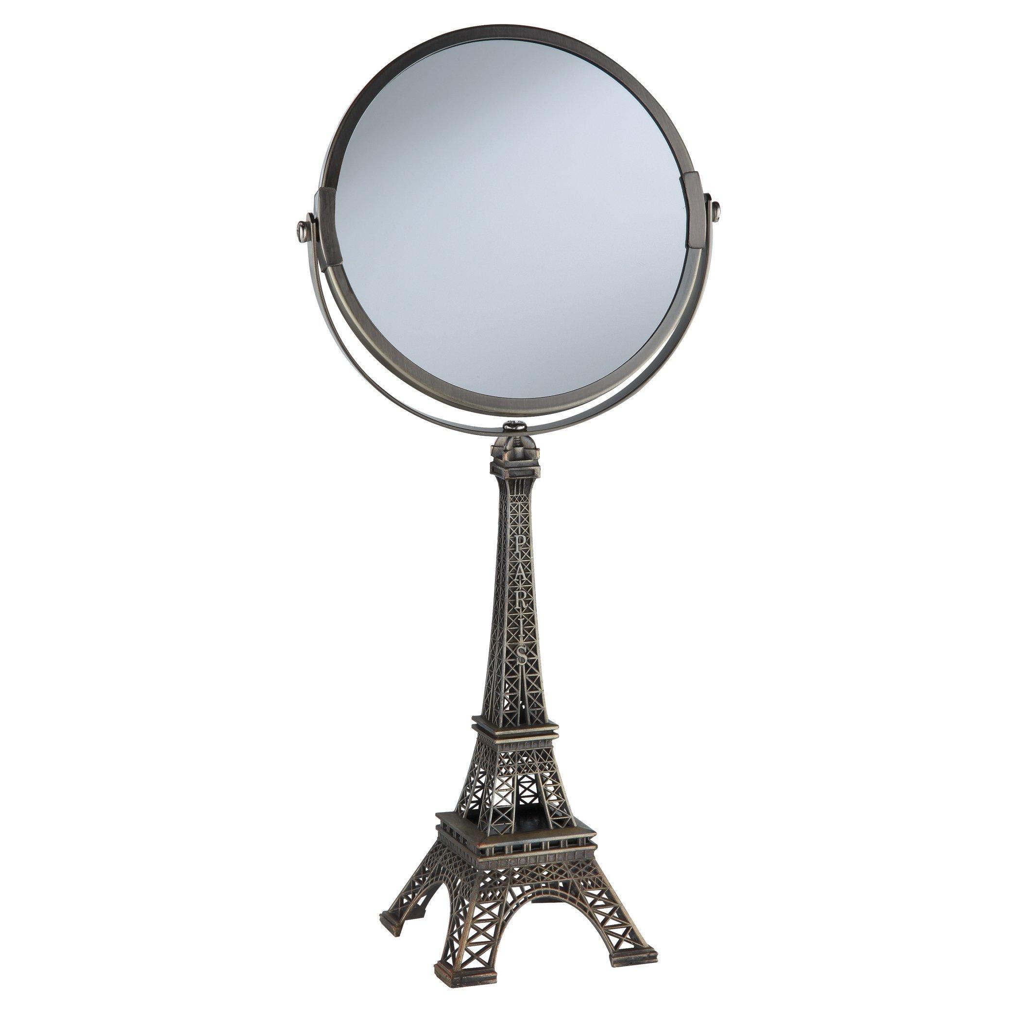 Taymor Mini Paris Mirror, One Size, Bronze