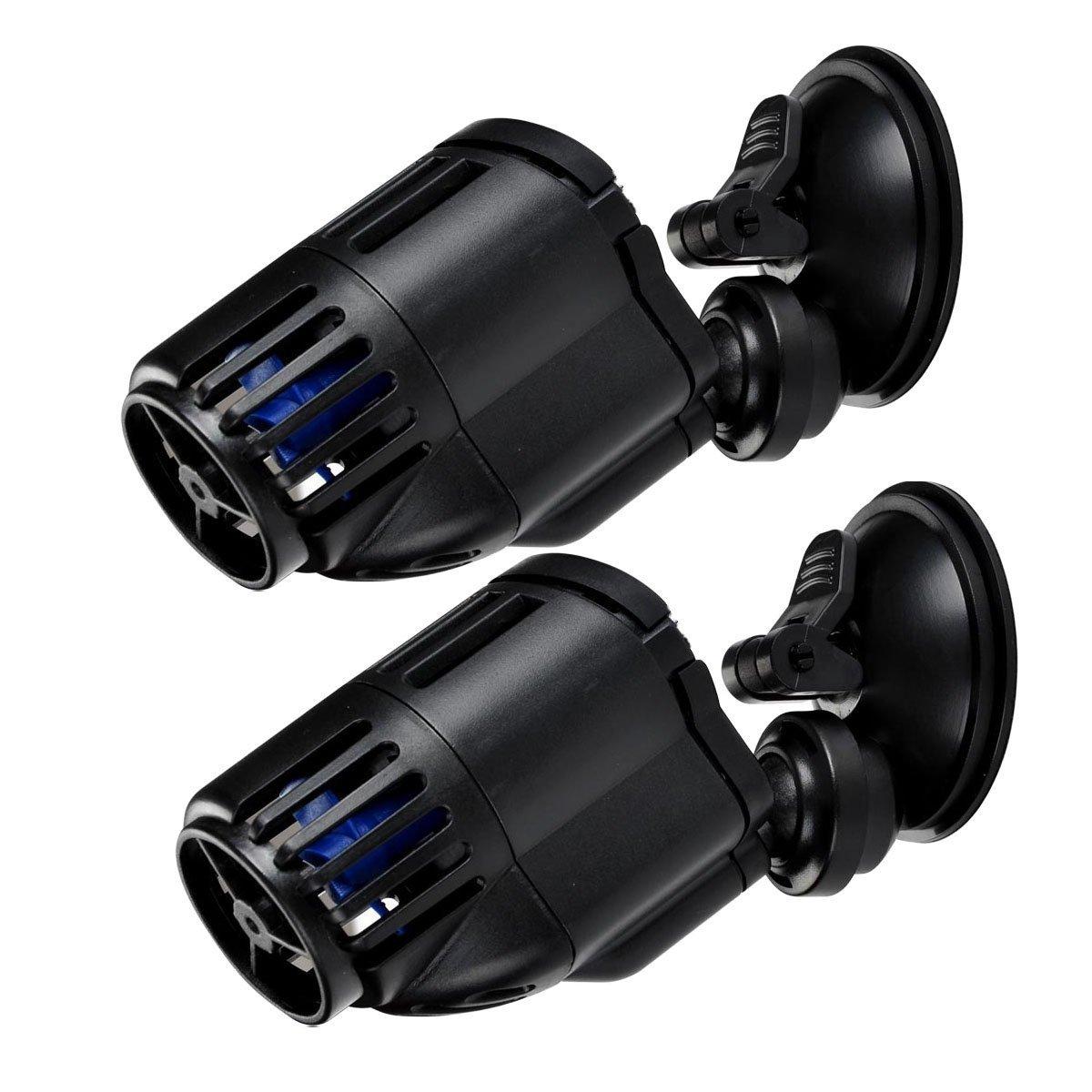 SUN 2 Piece JVP Series Submersible Circulation Power Head Pump, 530 GPH