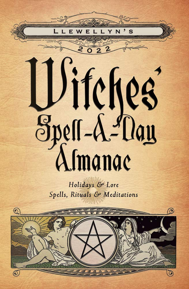 Witches Calendar 2022.Llewellyn S 2022 Witches Spell A Day Almanac Amazon In Publications Llewellyn Books