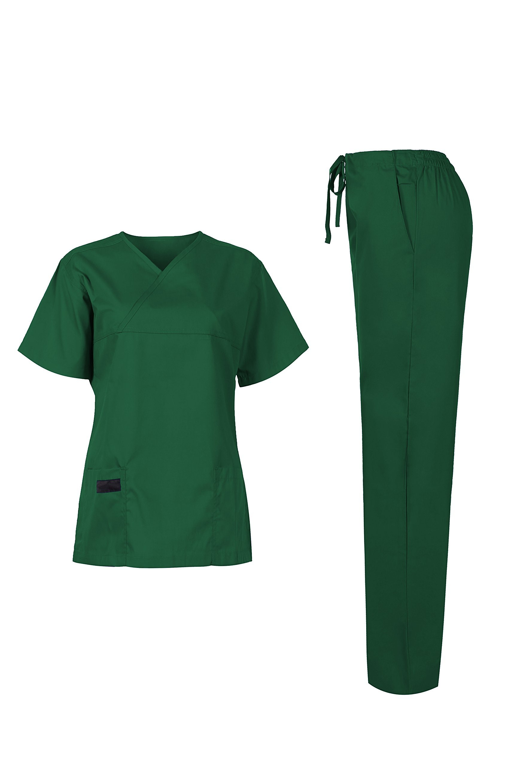 Medical Scrub Set (Top & Bottom)