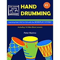 Hand Drumming #1 book cover