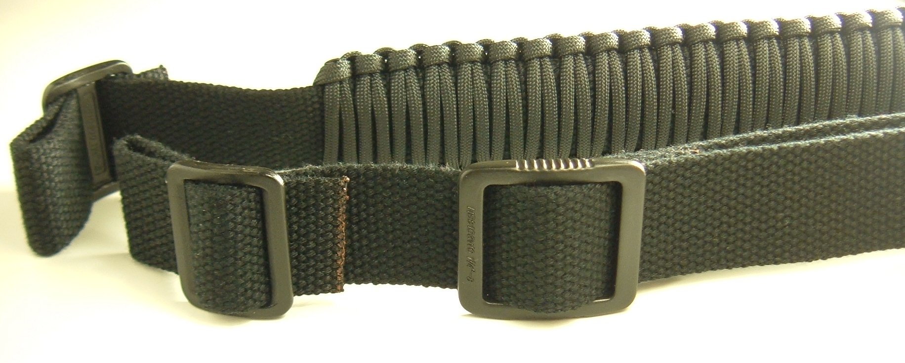 550 lb Para cord Survival 2-Point Rifle Sling