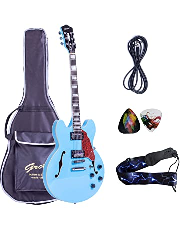 Shop Amazon.com | Hollow & Semi-Hollow Electric Guitars