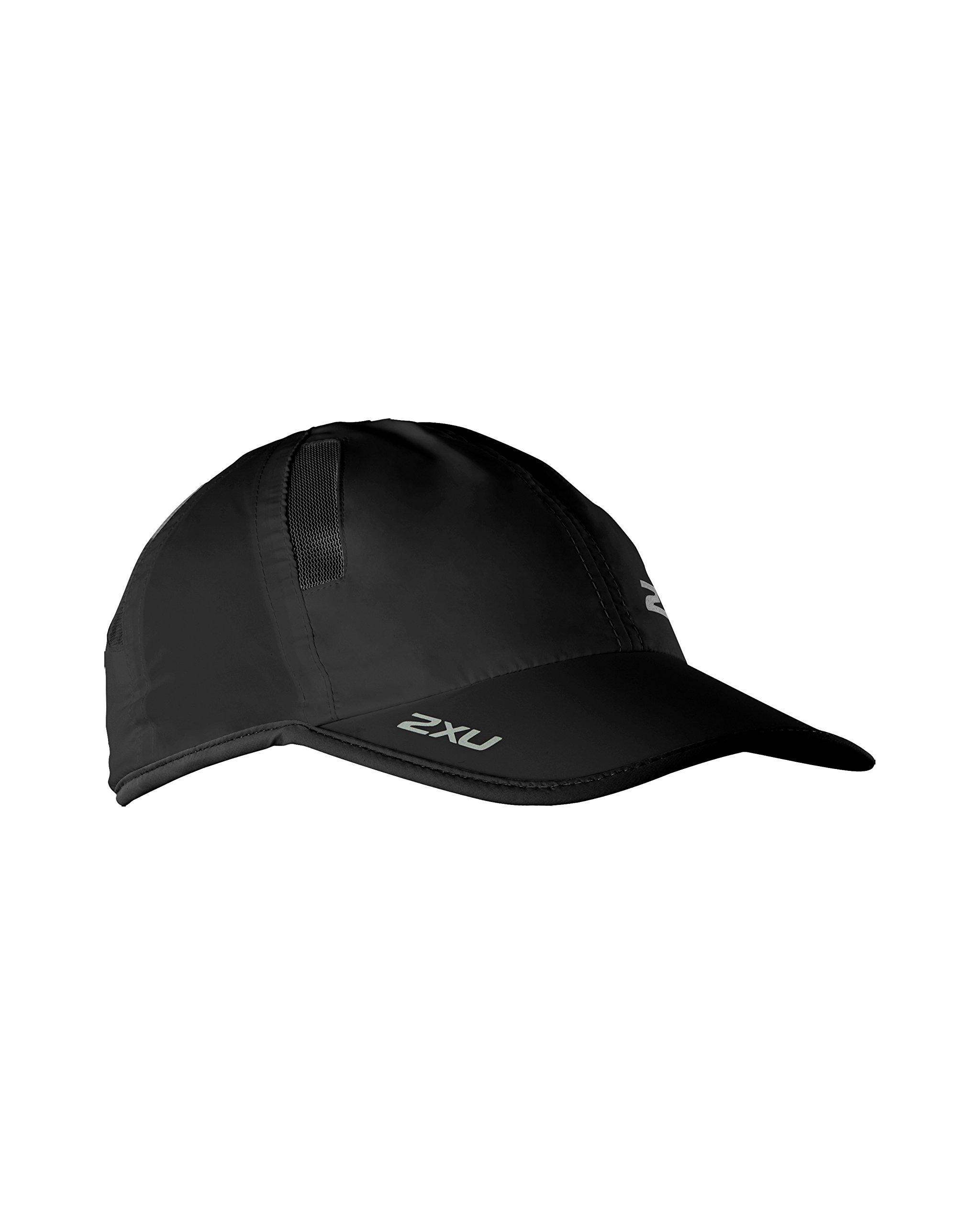 2XU run cap black by 2XU (Image #1)