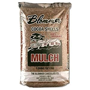 National Blommer Cocoa Shell Mulch