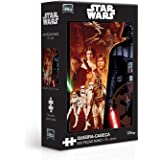 Star Wars Ep. IV, V e VI - Quebra-Cabeça - 500 peças Nano