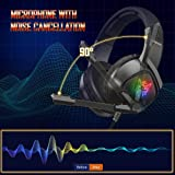 ONIKUMA Xbox One Headset Wired Stereo Gaming