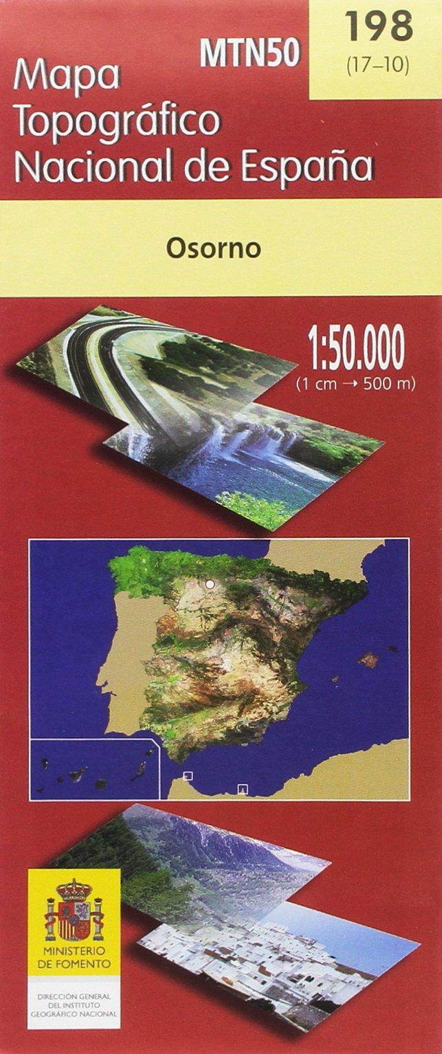 198 Osorno1:50.000: Amazon.es: Varios autores: Libros