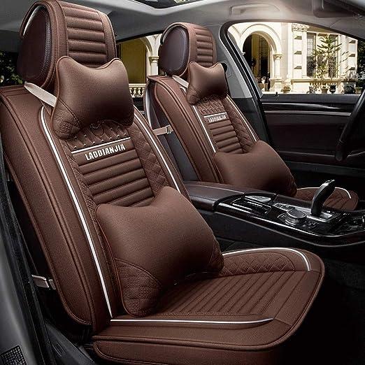 FIAT QUBO PREMIUM CAR SEAT COVERS PROTECTORS 100/% WATERPROOF BLACK