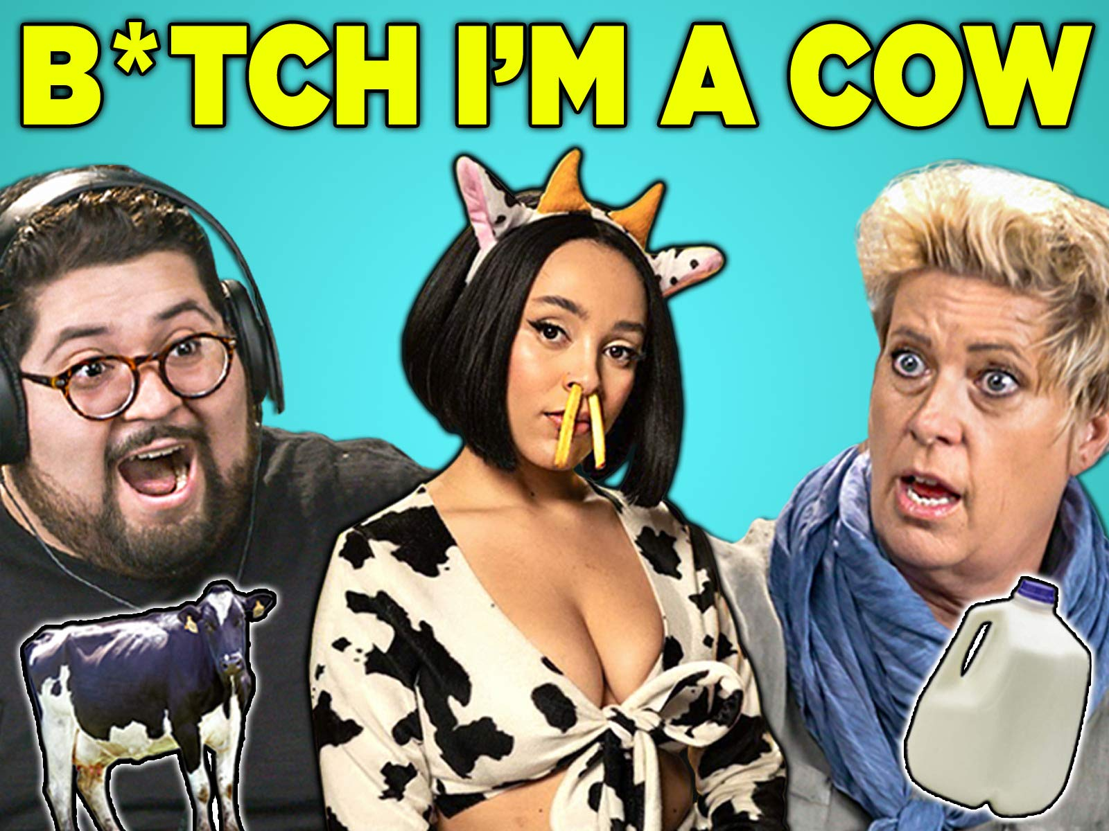 Watch Adults React | Prime Video