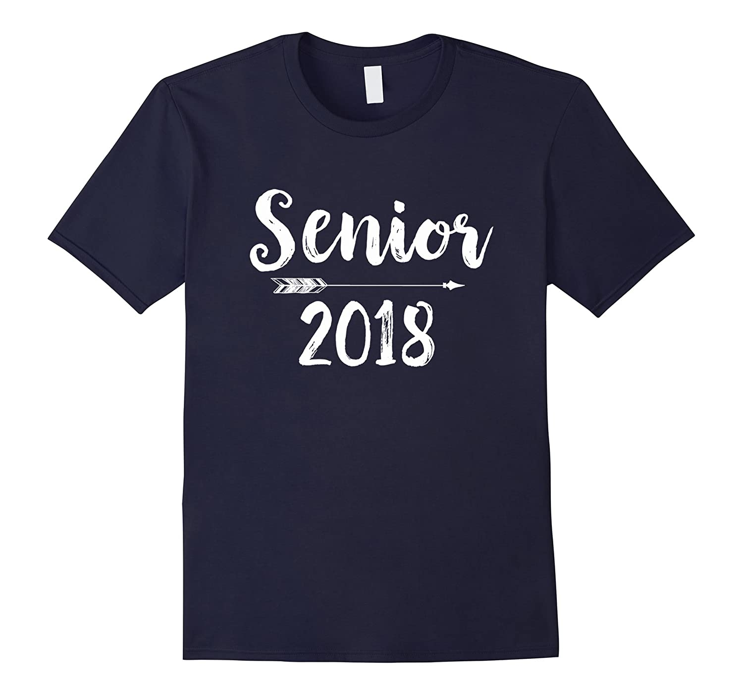 Class of 2018 Senior Shirt for High School College Graduates-ANZ