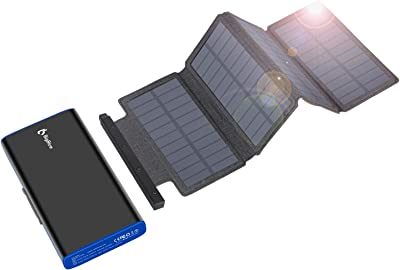 BigBlue 28w solar panel